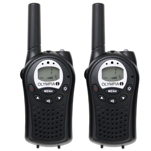 OLYMPIA PMR 1120 Walkie Talkie Twin Set