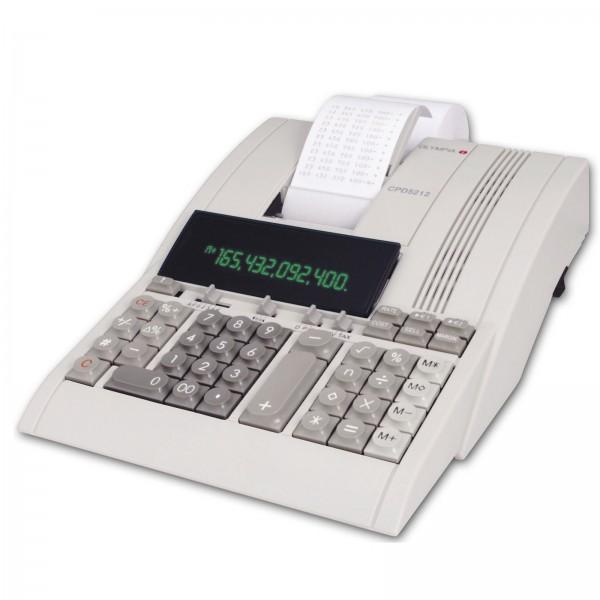 OLYMPIA CPD 5212 druckender Tischrechner [refurbished]
